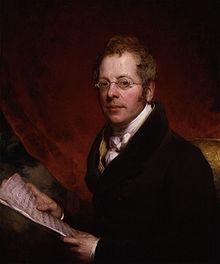 Sir George Thomas Smart as portrayed by William Bradley (Source: Wikimedia)