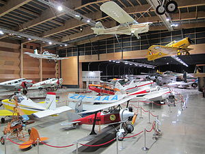 Sir Keith Park Memorial Aviation Collection.JPG