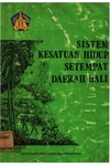 Sistem Kesatuan Hidup Setempat Daerah Bali.pdf