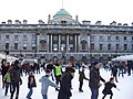 Skating at Somerset House - geograph.org.uk - 650380.jpg