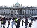 Skating at Somerset House - geograph.org.uk - 650380.jpg
