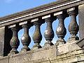 Skerton Bridge, Lancaster, England - Balustrade detail.JPG