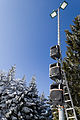 Skiing in Oberhof March 2013-01 Acoustic system.jpg