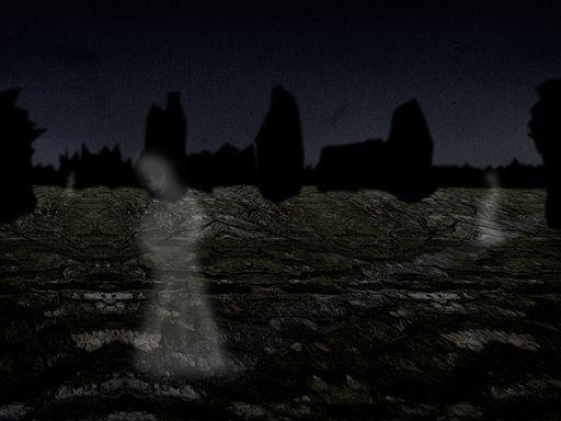 Skräck o skrock 1a Spöken