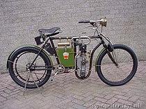 Slavia BZ 400 cc uit 1903