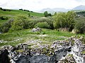 Sliačské travertíny pri Vyšnom Sliači - panoramio.jpg