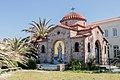 Small Orthodox Church in Mytilini Lesvos Island Greece (16699467434).jpg