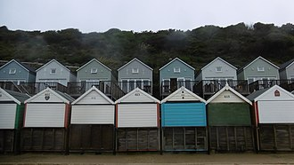 Boscombe - Image: Small houses in Boscombe