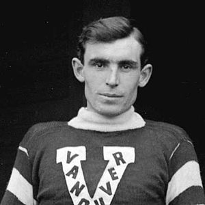 Smokey Harris - Smokey Harris with the 1913–14 Vancouver Millionaires.