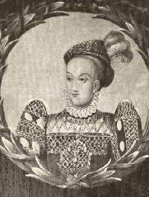 1583 in Sweden - Sofia Gyllenhielm
