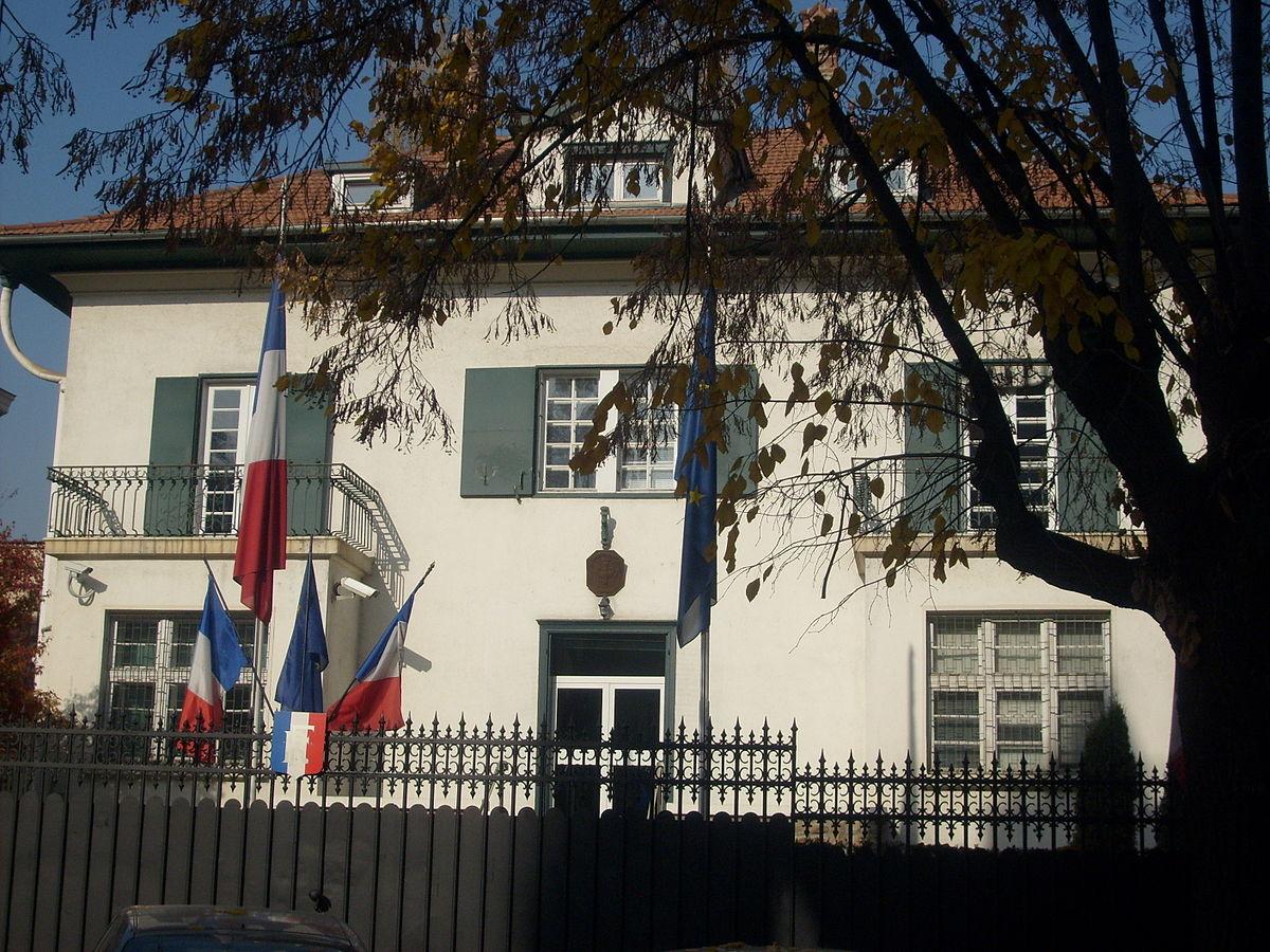 ambassade de france en bulgarie wikip dia. Black Bedroom Furniture Sets. Home Design Ideas