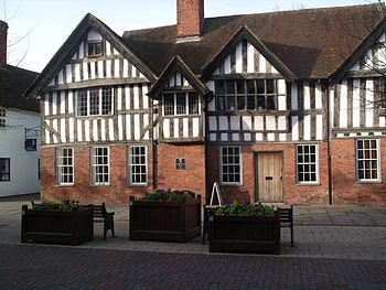 The Manor House, Solihull