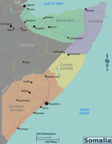Somalia Travel guide at Wikivoyage