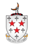 Somerville College Oxford Coat Of Arms (with motto and crest).png