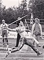 Soren Tallhem throwing the javelin in 1983.jpg