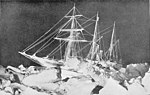 South - the story of Shackleton's last expedition, 1914-1917 - Ice Pressure Approaching The Ship.jpg