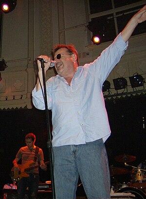Southside Johnny, live in Amsterdam, October 1...