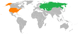 Diplomatic relations between the Union of Soviet Socialist Republics and the United States of America