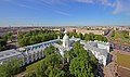 Spb June 2012 Views from Smolny Bell towers 01.jpg