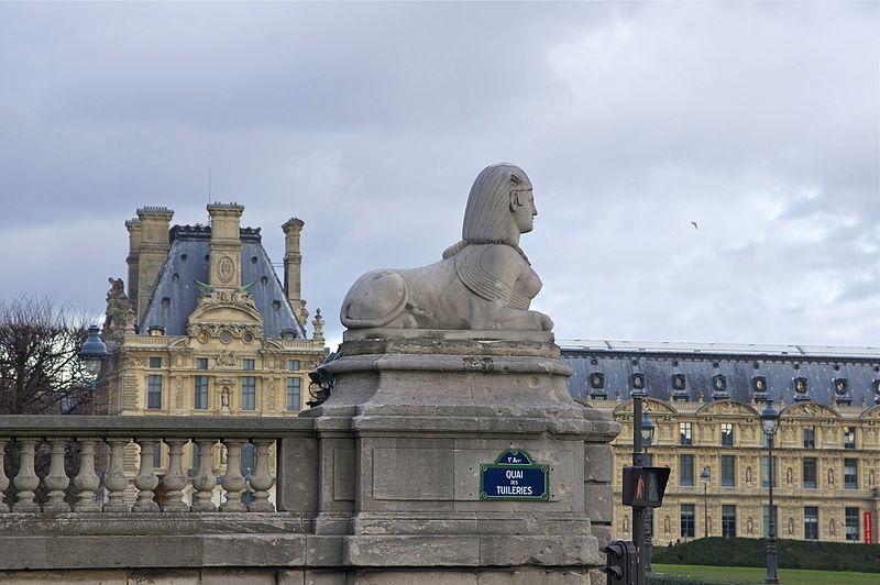 Fichier:Sphinge Tuileries.jpg