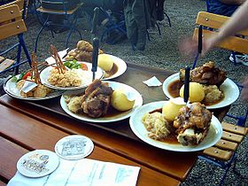 Bayerische Küche – Wikipedia