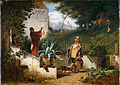 Spitzweg, Carl - Childhood Friends - Google Art Project.jpg