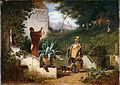 Spitzweg, Carl - Childhood Friends - Google Art Project.jpg