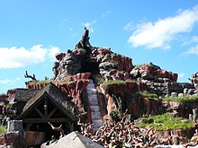 Splash Mountain Wikipedia
