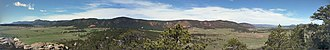 Rampart Range - Image: Spruce Mtn Open Space 02 PANO Rampart Range