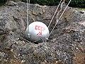 Sputnik decoration at Goodwood Revival 2012.jpg