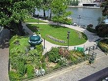 Square du Vert-Galant — Wikipédia
