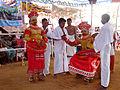 Sree Muthappan and Thiruvappana thottam.JPG