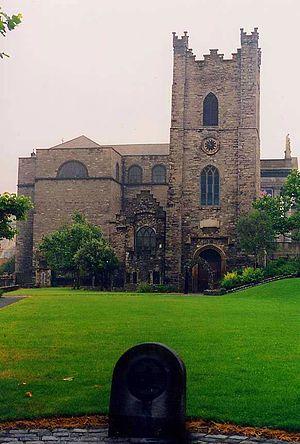 St. Audoen's Church, Dublin (Church of Ireland) - Image: St. Audoen's Church, Dublin (Church of Ireland)