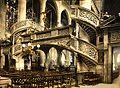 St. Etienne-du-Mont, church interior, Paris, France.jpg