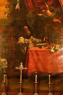 11 mars : Saint Euloge de Cordoue 220px-St._Eulogio_-_Capilla_de_San_Eulogio_-_La_Mezquita_-_Córdoba