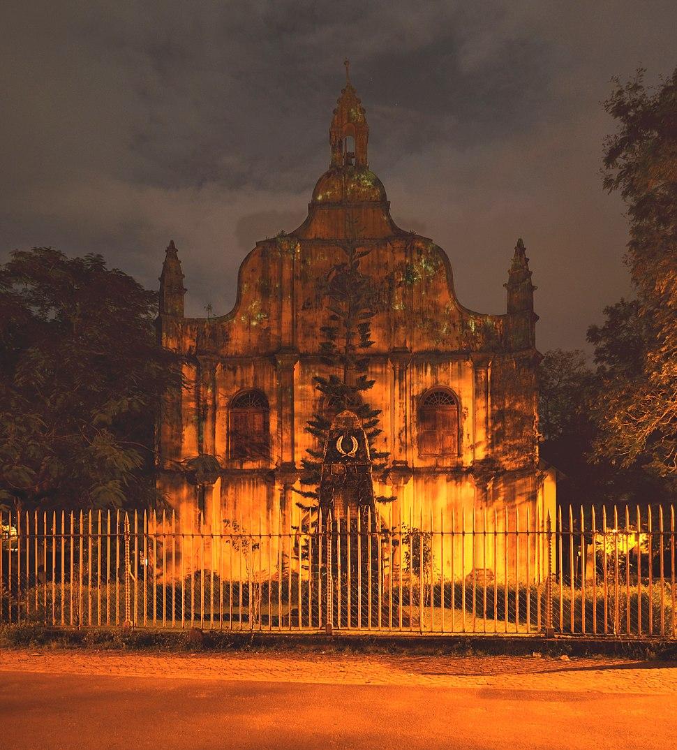 St. Francis CSI Church, in Fort Kochi DSW