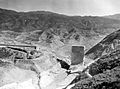 St. Francis Dam after the 1928 failure.jpg