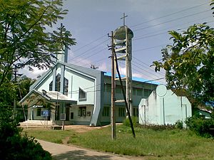 Kadamakkudy - St. Francis Xavier's Church Pizhala