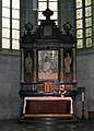 St. Kornelius Kornelimünster Benediktus-Altar.jpg