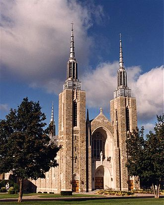 Roman Catholic Diocese of Ogdensburg - St. Mary's Cathedral