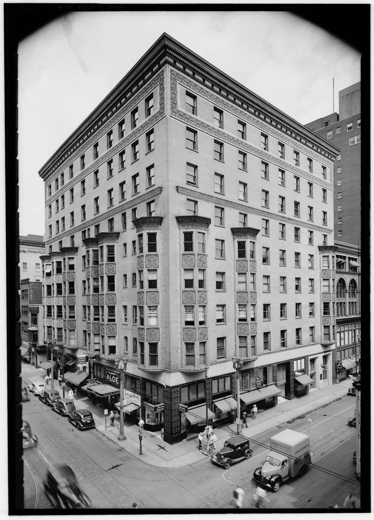Hotel St Louis  Forsynthe Street