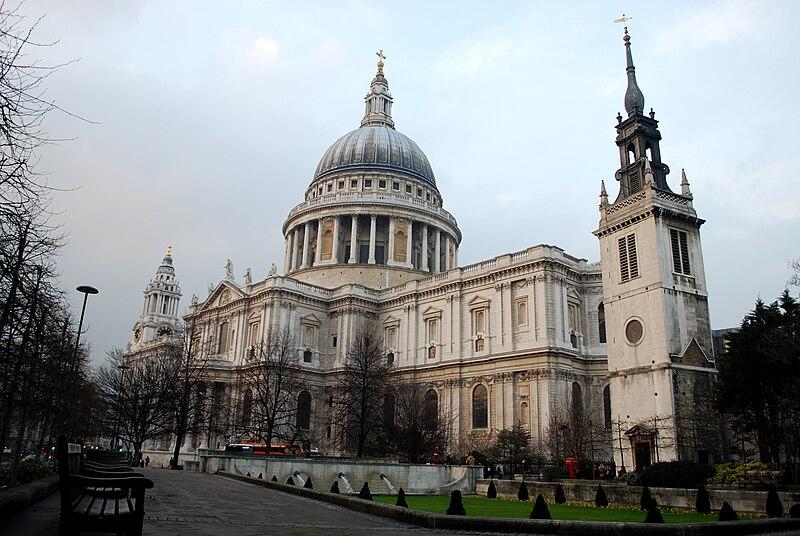 Catedral de S. Pablo (año 1676)