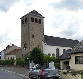 Filialkirche St. Salvator