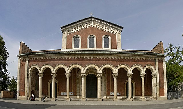 Basilika Sankt Bonifaz
