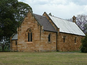 Emu Plains, New South Wales - St Paul's Anglican Church