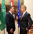 StS Lopatka trifft Saudi-Arabiens Vize-AM Abdulaziz (8141848900).jpg