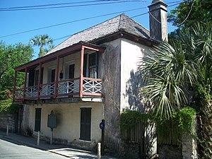 Llambias House - View from street