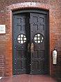 St Barnabas, St Barnabas Road, Walthamstow, London E17 - Doorway - geograph.org.uk - 1704545.jpg