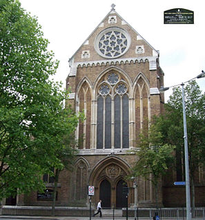 St Dominics Priory Church Church in London