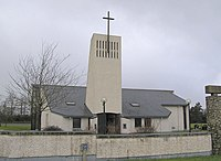 St Francis RC Church, Spamount - geograph.org.uk - 137370.jpg